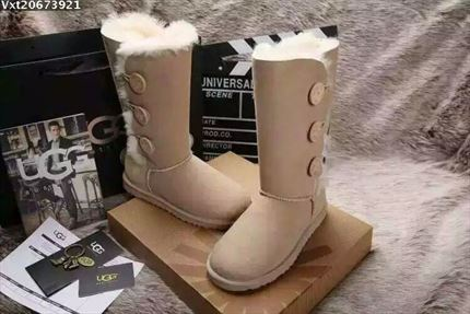 UGG Bailey Button Triplet -