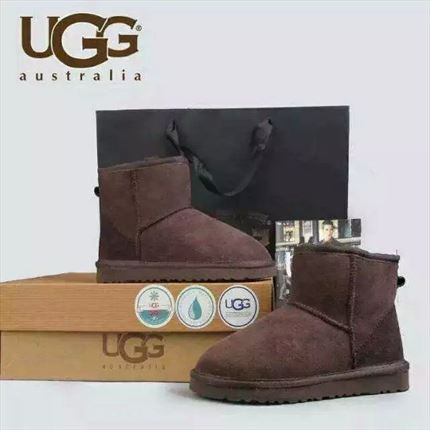 UGG Classic Mini - Chocolate